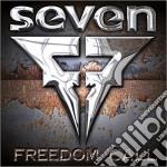Freedom call cd musicale di Seven