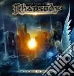 Ascending to infinity cd musicale di Rhapsody Luca Turilli