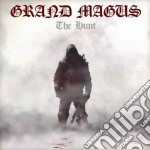 The hunt cd musicale di Grand magus (digi)
