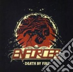 Death by fire cd musicale di Enforcer (digi)