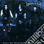SONS OF NORTHERN DARKNESS                 cd musicale di IMMORTAL