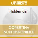 Hidden dim cd musicale