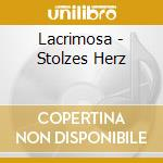 STOLZES HE cd musicale di LACRIMOSA