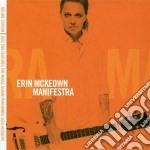 Manifesta cd musicale di Erin Mckeown