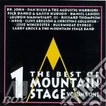 Mountain stage vol.1 cd musicale di Dr.john & richard th