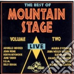 Mountain stage vol.2 cd musicale di Artisti Vari