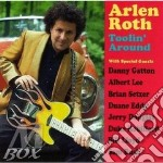 Toolin' around cd musicale di Arlen Roth