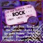 Mountain stage rock - cd musicale di T.snider/wilco/jayhawks & o.