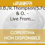 Live from mountain stage - cd musicale di N.g.d.b./r.thompson/s.forbert