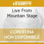LIVE FROM MOUNTAIN STAGE cd musicale di NYRO LAURA