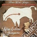 Pow-wow songs cd musicale di Singers Blackstone