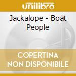 Boat people cd musicale di Jackalope / nakai