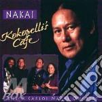 Nakai R. Carlos - Kokopelli's Cafe cd musicale di Nakai r. carlos