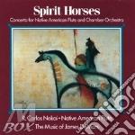 Spirit horses cd musicale di Nakai / demars