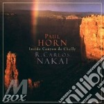 Inside canyon de chelly cd musicale di Horn p. / nakai r.c.