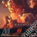 Creation cd musicale di Sky Burning