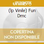 (LP VINILE) FUN DMC                                   lp vinile di PEOPLE UNDER THE STA