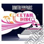 COCKTAIL DISCO cd musicale di DIMITRI FROM PARIS C