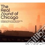 THE REAL SOUND OF CHICAGO                 cd musicale di ARTISTI VARI