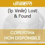 (LP VINILE) LOST & FOUND                              lp vinile di KEB DARGE & PAUL WEL