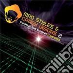 (LP VINILE) Mad styles and crazy visions vol.2 - a lp vinile di Louie Vega