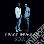 Space Invadas - Soul:fi cd musicale di Invadas Space
