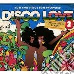 Disco love vol.2 cd musicale di Artisti Vari