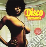 The best of disco demands cd musicale di Artisti Vari