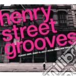 Henry street grooves cd musicale di Artisti Vari
