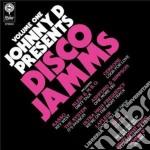 Disco jamms vol.1 cd musicale di Artisti Vari