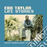 (LP VINILE) Life stories lp vinile di Ebo Taylor