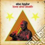 (LP VINILE) Love & death lp vinile di Ebo Taylor