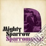 Sparromania cd musicale di Sparrow Mighty