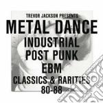 Metal dance - industrial cd musicale di Trevor Jackson
