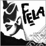 (LP VINILE) Fela kuti live in detroit lp vinile di Fela Kuti