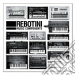 (LP VINILE) Music components lp vinile di Arnaud Rebotini