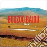 GRAINS cd musicale di Bajou Boozoo