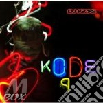 Dj kicks cd musicale di KODE 9