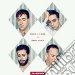 (LP VINILE) Dj kicks lp vinile di WOLF + LAMB VS SOUL