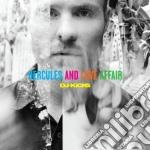 Dj kicks cd musicale di Hercules & love affa