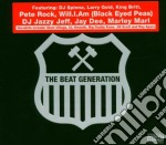 Teh beat generation cd musicale