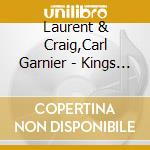 KINGS OF TECHNO/2CD cd musicale di CRAIG & GARNIER