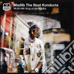 WLIB AM: KING OF THE WIGFLIP cd musicale di MADLIB THE BEAT KOND