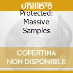 PROTECTED: MASSIVE SAMPLES cd musicale di Artisti Vari