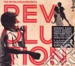 REVOLUTION cd musicale di The Revolution