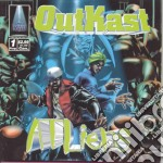 Atliens cd musicale di Outkast