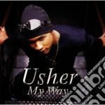 MY WAY cd musicale di USHER