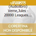 Ventimila leghe sotto i mari cd musicale di Jules Verne