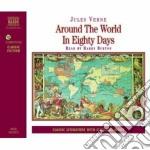 Il giro del mondo in ottanta giorni cd musicale di Jules Verne