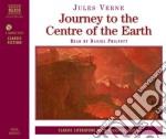 Viaggio al centro della terra cd musicale di Jules Verne
